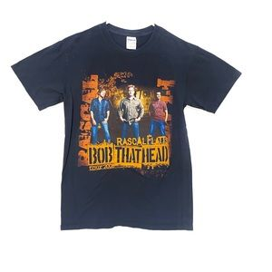Rascal Flatts 2008 tour T-shirt